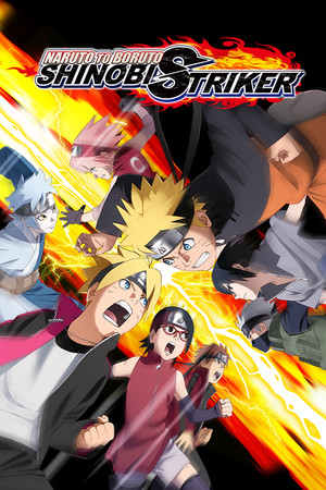 NARUTO TO BORUTO: SHINOBI STRIKER poster image on Steam Backlog