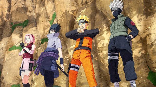 NARUTO TO BORUTO: SHINOBI STRIKER download
