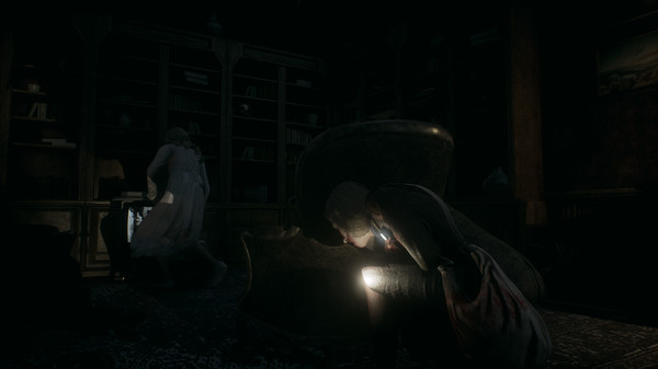 скриншот Remothered: Tormented Fathers 2