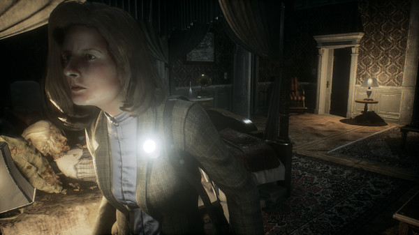 скриншот Remothered: Tormented Fathers 1