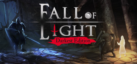 Fall of Light Darkest Edition [PT-BR] Capa