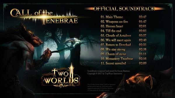 скриншот Two Worlds II - CoT Soundtrack 1