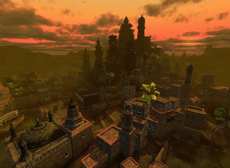 Скриншот из Age of Conan - Hyborian Adventures
