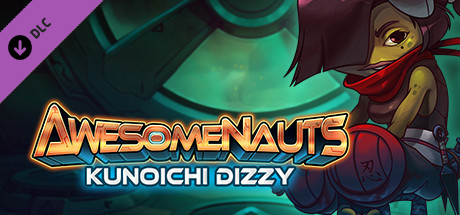 Awesomenauts - Kunoichi Dizzy Skin