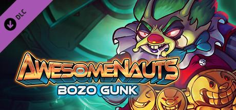 Awesomenauts - Bozo Gunk Skin