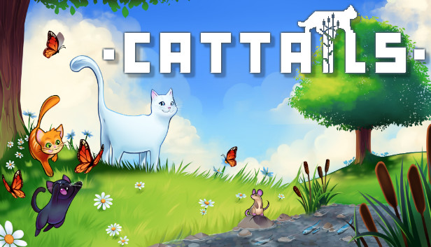 Cattails | Become a Cat! on Steam