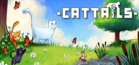 save 20 on cattails become a cat on steam
