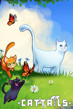 Cattails | Become a Cat! poster image on Steam Backlog