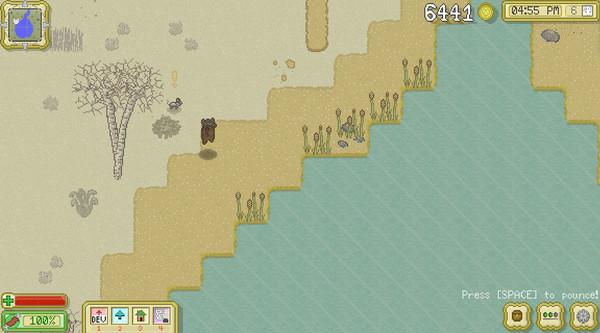 Screenshot of Cattails