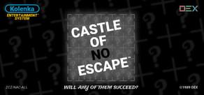 Castle of no Escape cover art