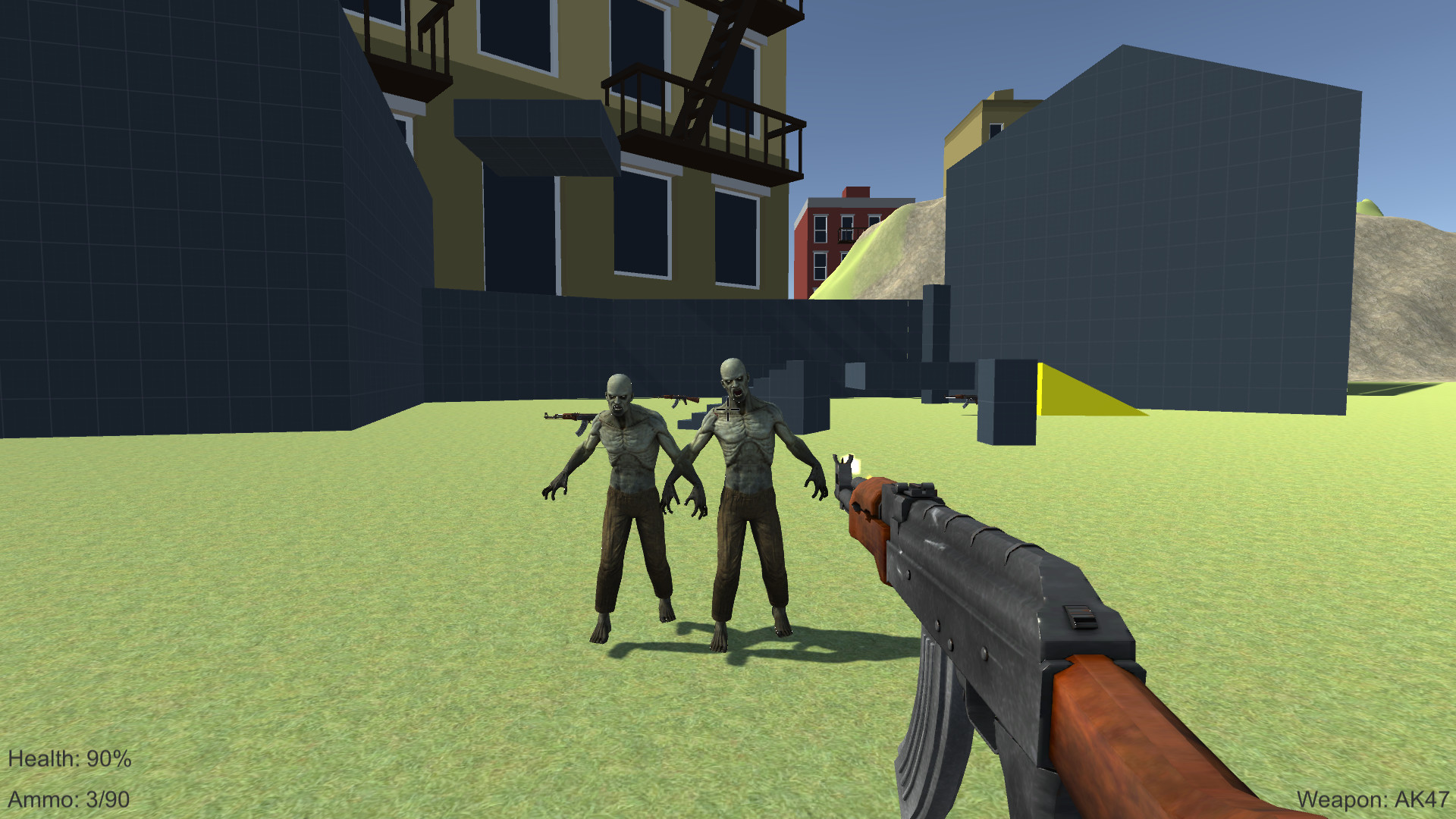 How to create a Multiplayer First Person Shooter (FPS)