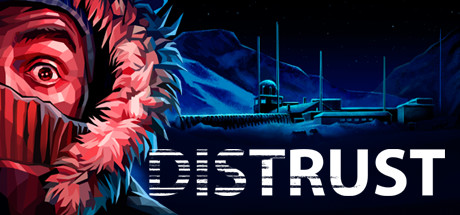 Distrust a Long Dark Polar Survival Capa