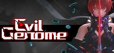 Evil Genome Capa