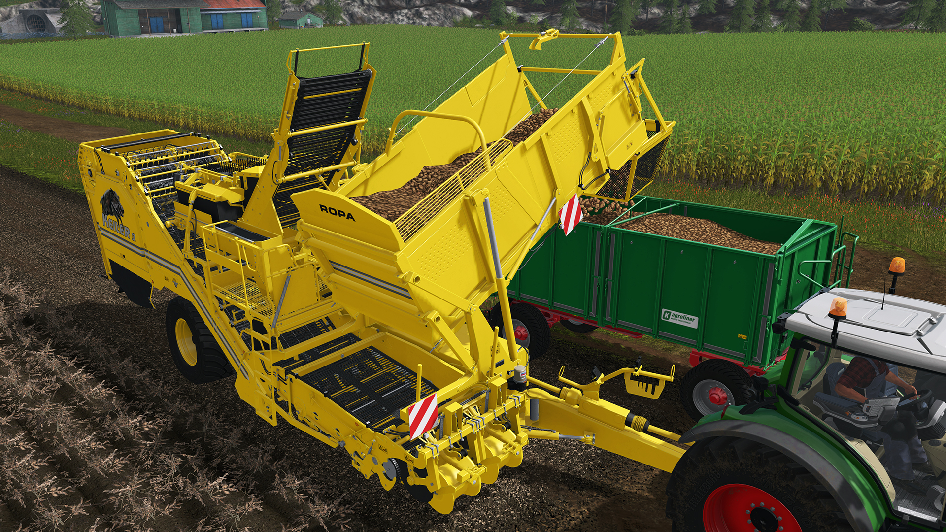 What's On Steam - Farming Simulator 17 - ROPA Pack
