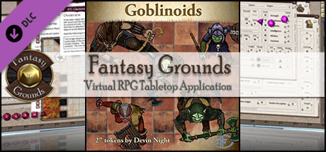 Fantasy Grounds - Goblins and Orcs (Token Pack)
