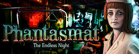 Phantasmat: The Endless Night Collector's Edition - 幻象 3:无尽之夜 收藏版