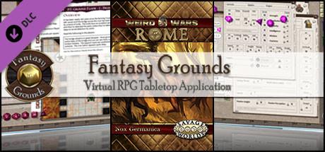 Fantasy Grounds - Weird Wars Rome: Nox Germanica (Savage Worlds)
