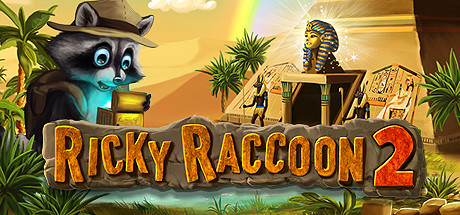 Teaser image for Ricky Raccoon 2 - Adventures in Egypt