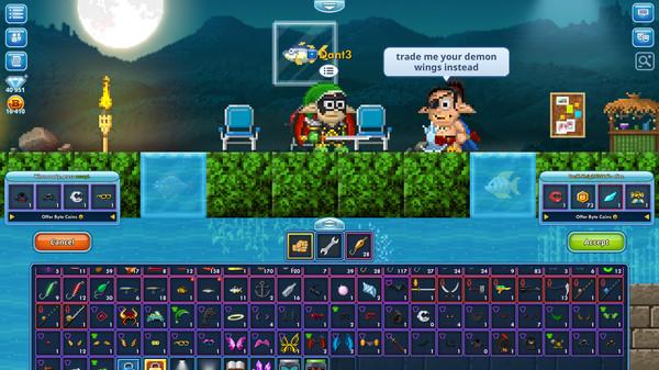 Pixel Worlds: MMO Sandbox 7