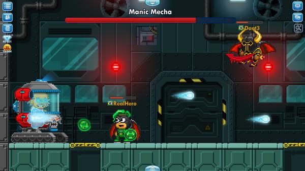 Pixel Worlds: MMO Sandbox 4