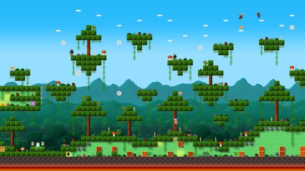 Pixel Worlds: MMO Sandbox 10