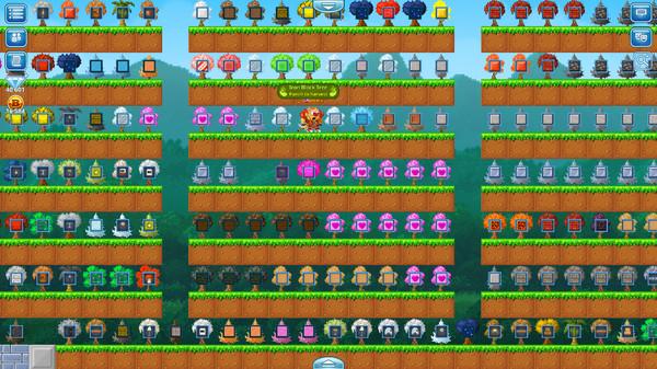 Pixel Worlds: MMO Sandbox 8
