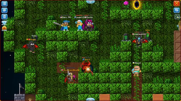 Pixel Worlds: MMO Sandbox 1