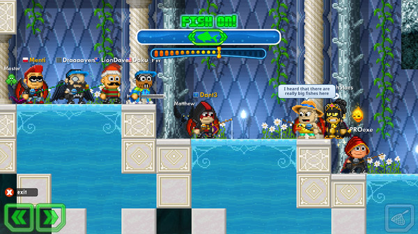 Pixel Worlds: MMO Sandbox 2