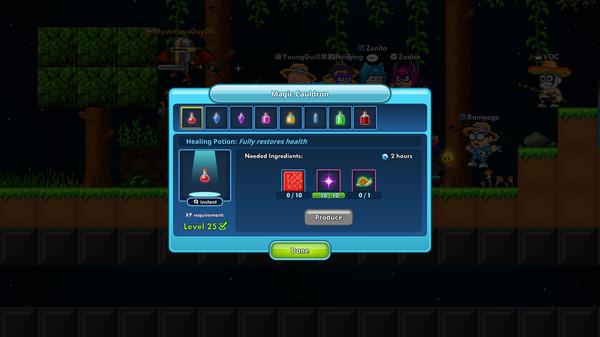 Pixel Worlds: MMO Sandbox 5