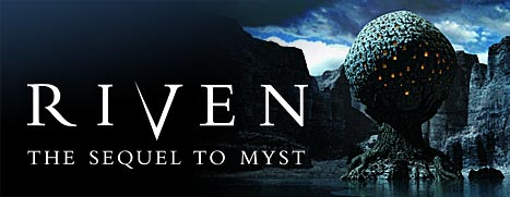 Riven: The Sequel to MYST - 神秘岛 2