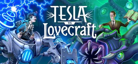 Teaser for Tesla vs Lovecraft