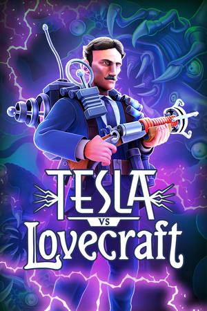 Tesla vs Lovecraft poster image on Steam Backlog