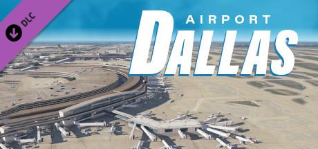 X-Plane 11 - Add-on: Aerosoft - Airport Dallas/Fort Worth International