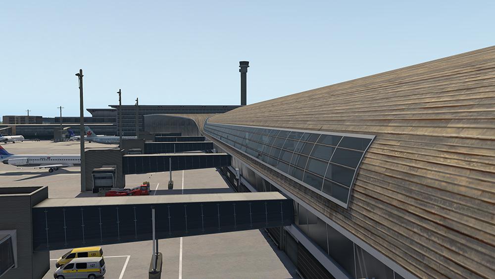X-Plane 11 - Add-on: Aerosoft - Airport Oslo