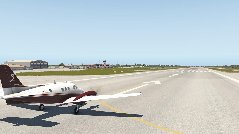 X-Plane 11 - Add-on: Aerosoft Airport Bonaire Flamingo Steam Discovery