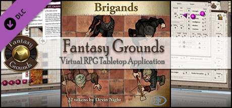 Fantasy Grounds - Brigands (Token Pack)