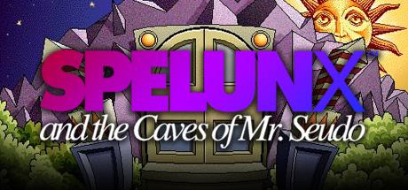 Купить Spelunx and the Caves of Mr. Seudo