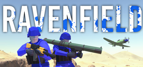 Ravenfield on Steam Fight upon the Ravenfield together with your Blue allies! Take down those  pesky Reds using helicopters, tanks, guns, and active ragdoll physics!