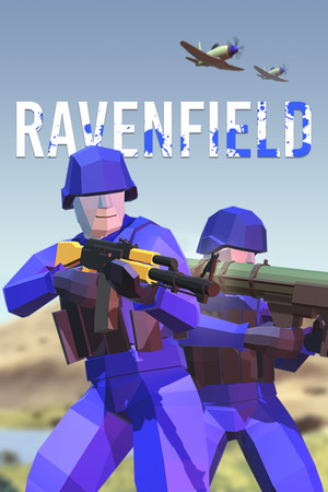 Ravenfield poster image on Steam Backlog