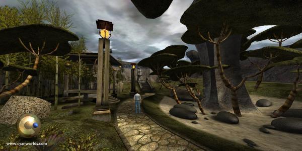 скриншот URU: Complete Chronicles 4