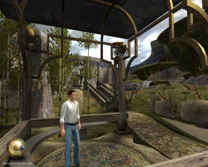 скриншот URU: Complete Chronicles 3