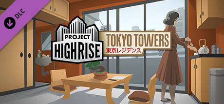 Project Highrise: Tokyo Towers - SteamSpy - All the data and