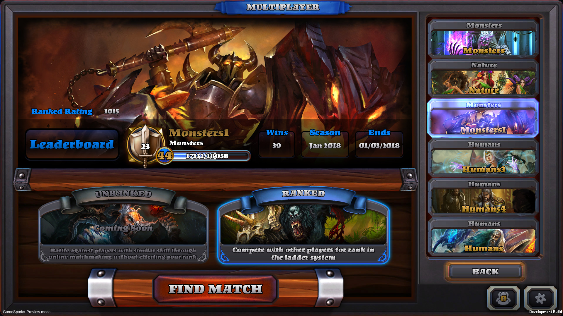Matchmaking lahjat