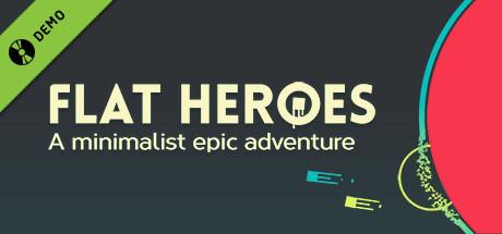 Flat Heroes Demo