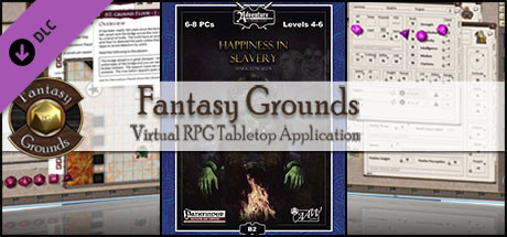 Fantasy Grounds - B02: Happiness in Slavery (PFRPG)