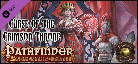 Fantasy Grounds - Pathfinder RPG - Curse of the Crimson Throne