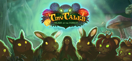 Teaser image for Tiny Tales: Heart of the Forest