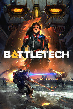 BATTLETECH poster image on Steam Backlog