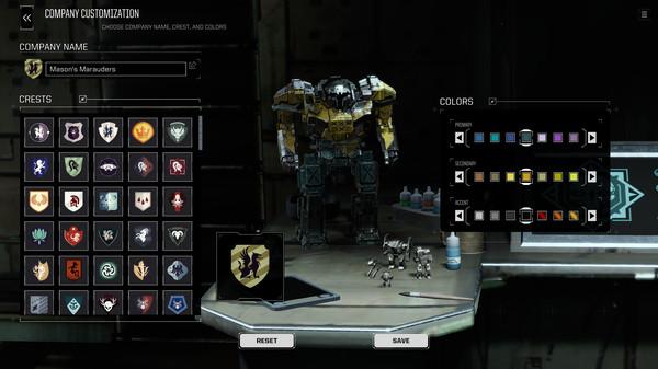 скриншот BattleTech 6