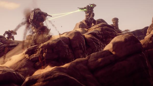 скриншот BattleTech 1